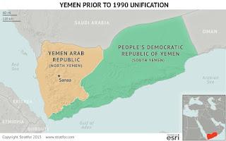 southern separatists in Yemen