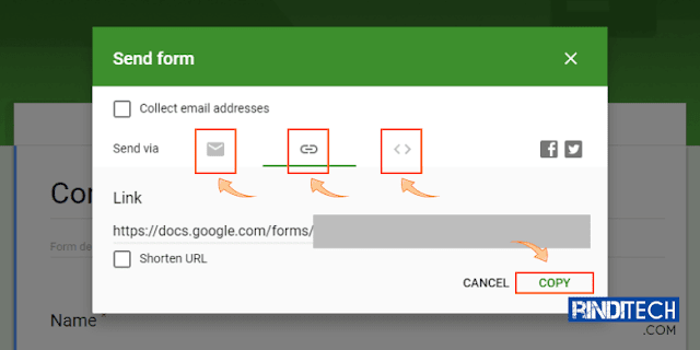 Cara Membuat Formulir Online via Google Forms (Kuisioner, Lamaran, dll)