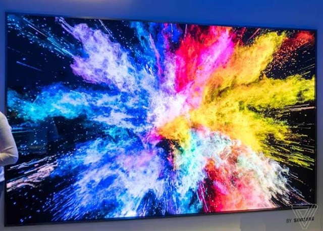 Samsung: Introduce the World Large Wall Micro LED Display