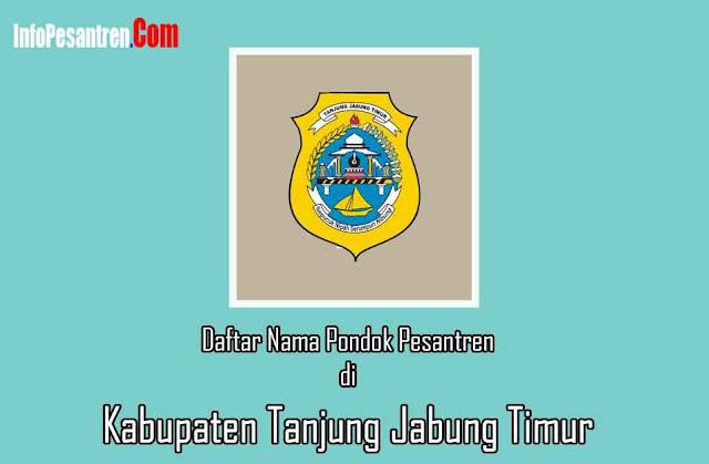 Pesantren di Kabupaten Tanjung Jabung Timur