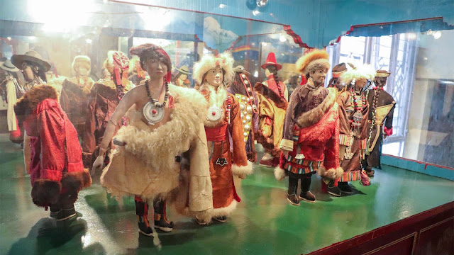Losel Doll Museum