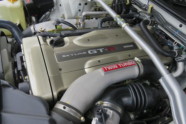 2002 Nissan  SKYLINE GT-R  R34 GTR M SPEC NUR For sale by Toprank