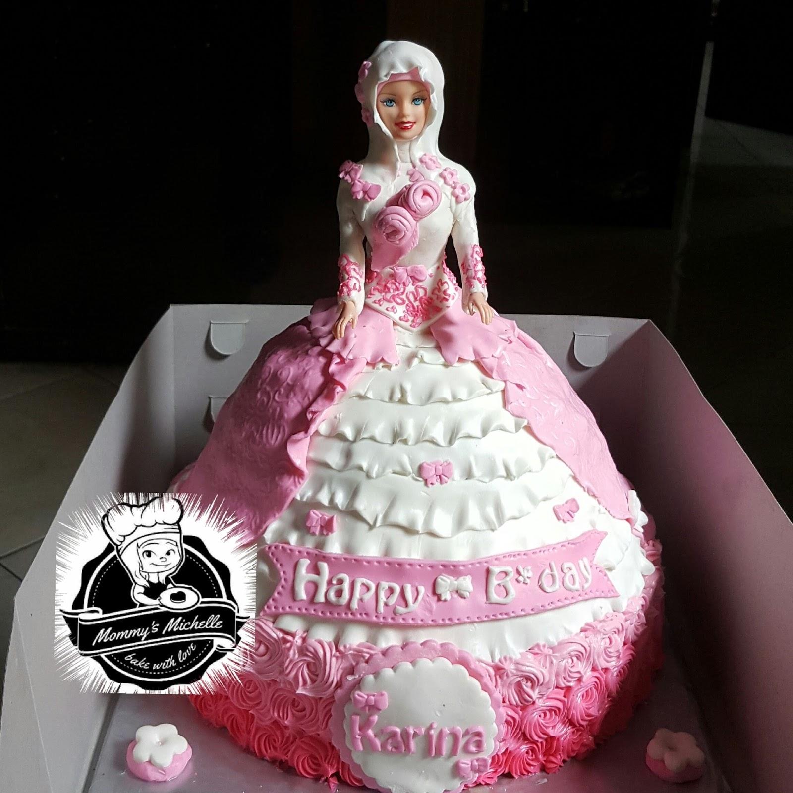 Barbie Cake doll