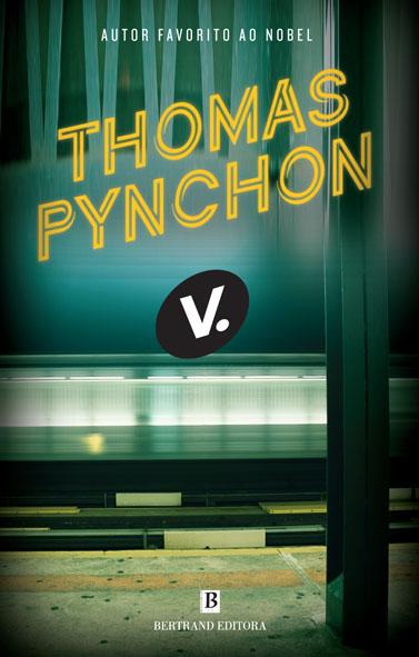 Pdf v thomas pynchon