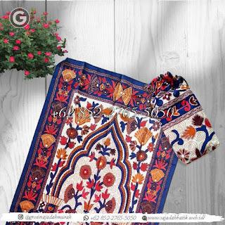 Penjual Sajadah Batik di Jogja | Pesan : +62 852-2765-5050