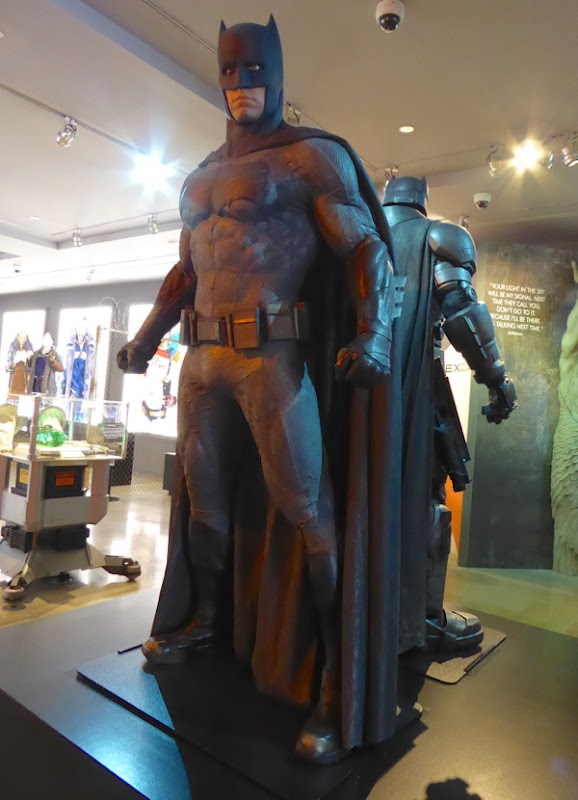 Batman v Superman Dawn of Justice Grey and black Batsuit