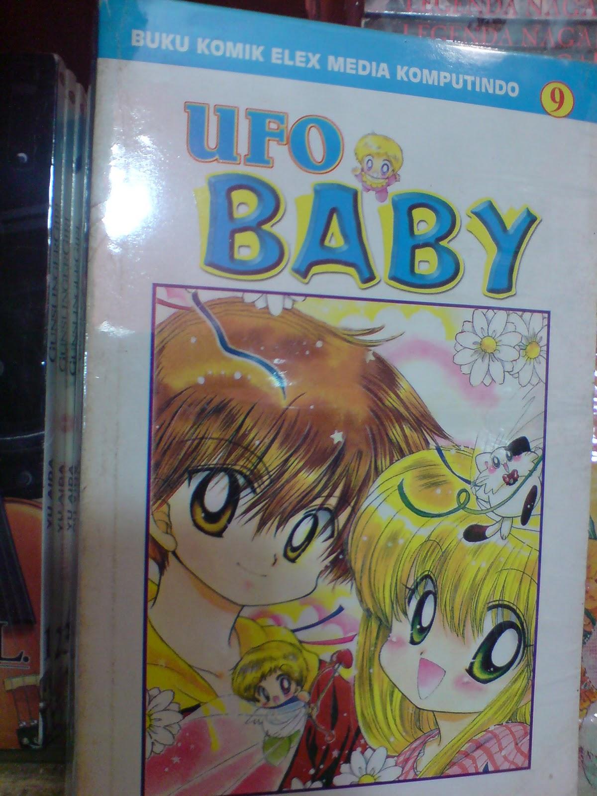 Komik Jepang Bekas Murah Ufo Baby 1 9
