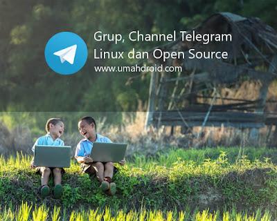 Daftar Grup Telegram Linux