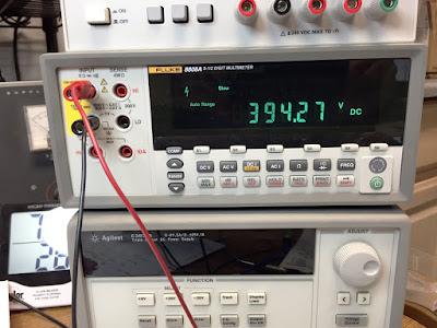 trenton blizzard pultec power supply voltage