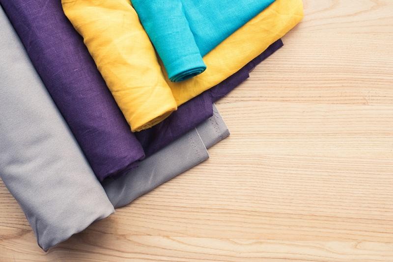 contoh kain furing sebagai lapisan dalam