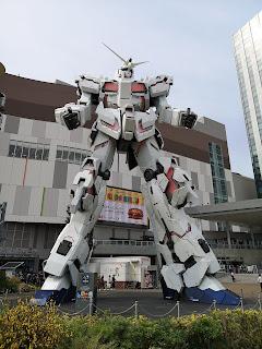 Unicorn Gundam gunpla
