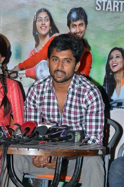Majnu Movie Success Meet Photos