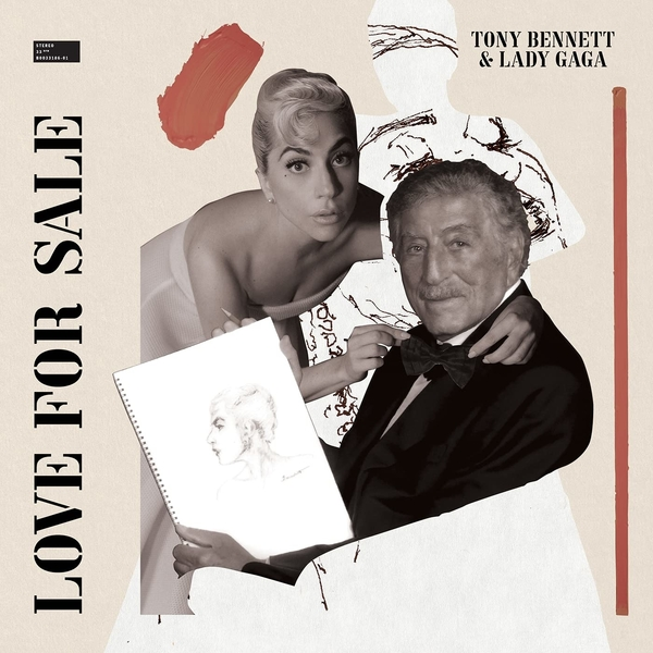 Music Television presents Tony Bennett & Lady Gaga and the music videos from their Cole Porter tribute album titled Love for Sale. #LadyGaga #TonyBennett #LoveFor Sale #MusicTelevision