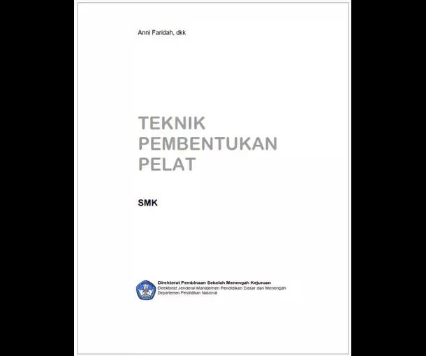 Buku SMK Teknik Pembentukan Pelat