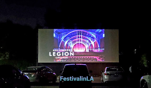 Hollywood Legion Theater Photo: José Alberto Hermosillo, Festival in LA ©2020