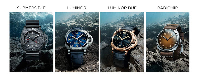 Panerai product families