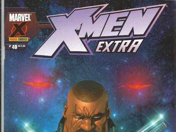 Resenha X-Men Extra nº40