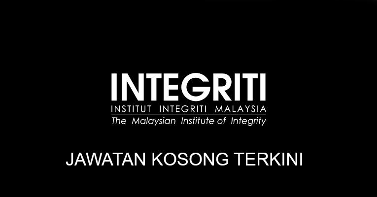 Kekosongan terkini di Institut Integriti Malaysia