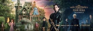Film Yorumları, Kitap Uyarlaması Filmler, Bayan Peregrine'in Tuhaf Çocukları, Ransom Riggs, Tim Burton,