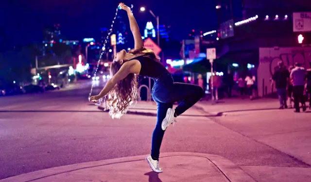 Aplikasi belajar menari di Android