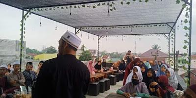 Konco Cafe &  LDR Tanjungbalai Gelar Kajian Islam & Buka Puasa Bersama