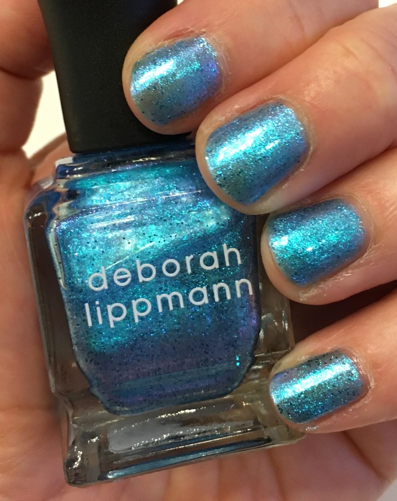 Fashion style Lippmann deborah fantastical holiday nail polish collection for woman