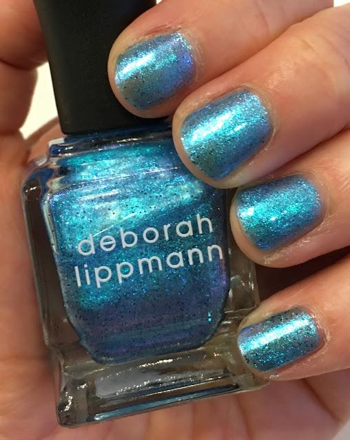 Deborah Lippmann, Deborah Lippmann Xanadu, Deborah Lippmann Fantastical Holiday 2014 Collection, nails, nail polish, nail lacquer, nail varnish, manicure