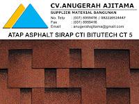 JUAL ATAP CTI BITUTECH CT5 IRREGULAR SHAPE