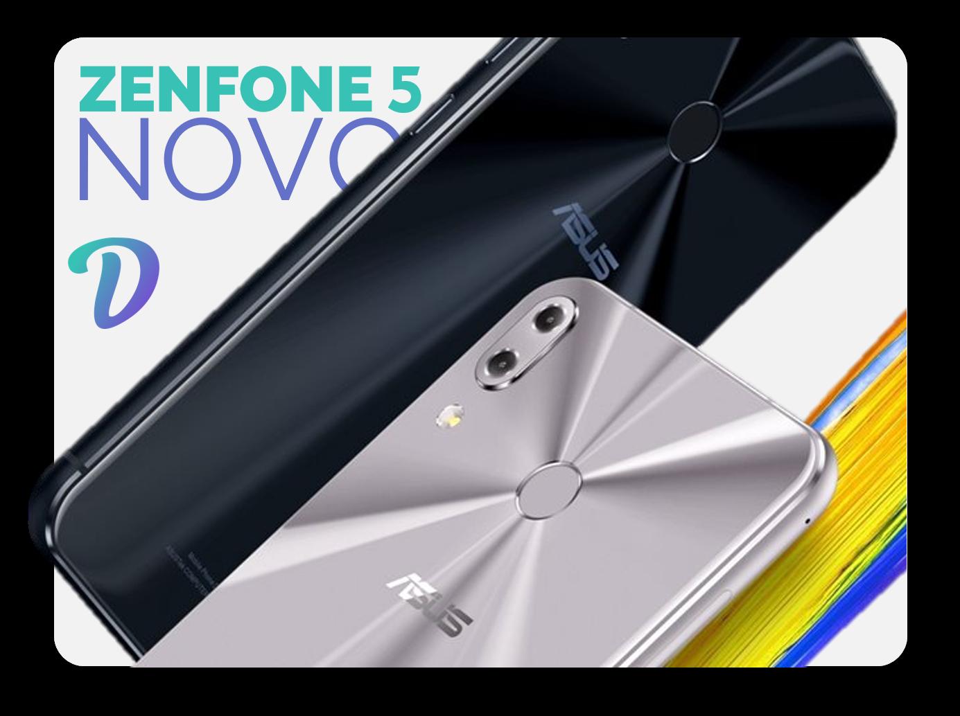 Zenfone 5, Zenfone 5Z e Zenfone 5 Selfie