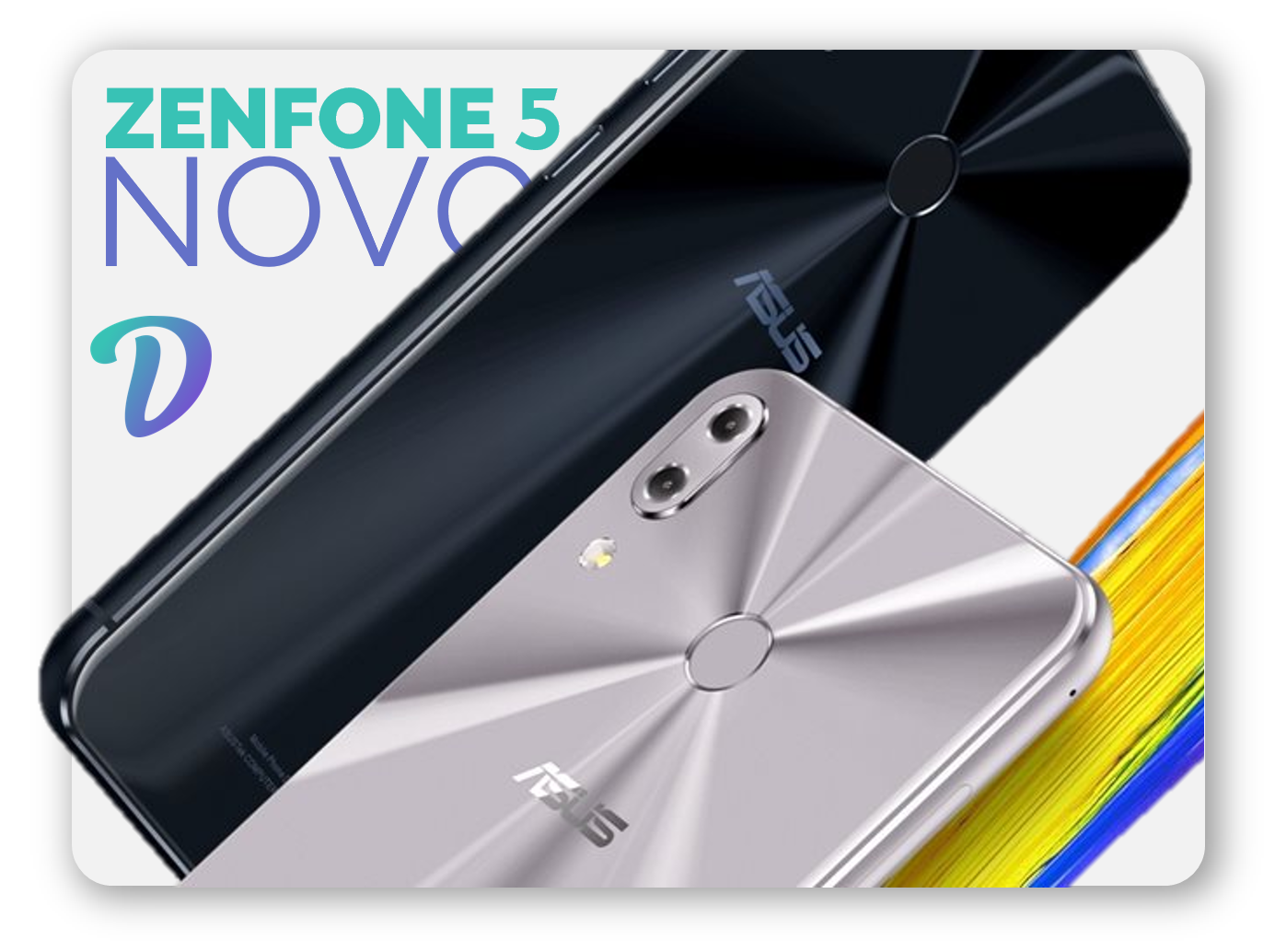 Novo Zenfone 5 2018
