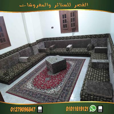 مجلس عربي حديث  قعدة عربي  حديثة بني مشجر  في بيج سادة    من احدث انتاجنا
