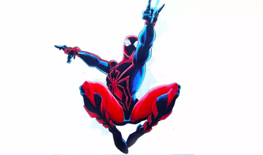 Homem Aranha Unlimited