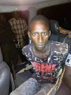Man Beheads Girlfriend In Ekiti (Graphic Photos)