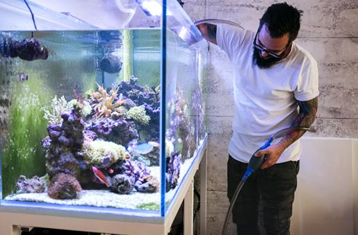 Zewnętrzne filtry akwariowe Aquael
