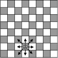 ملك الشطرنج
