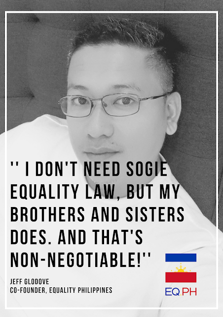 I'm Gay but I DON'T NEED THE SOGIE EQUALITY LAW!