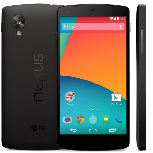 LG Nexus 5 pictures
