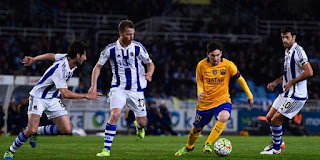 Messi Tak Mampu Cetak Gol Selama 362 Menit