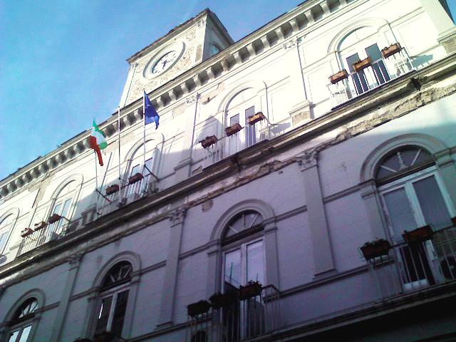 Risultati immagini per municipio vico equense via filangieri