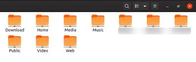Access Windows files on Ubuntu
