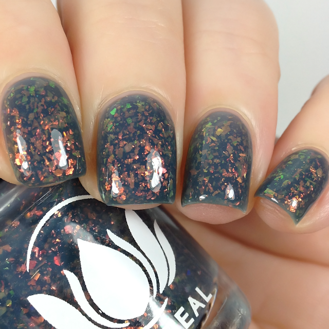 Ethereal Lacquer-Smoke Show