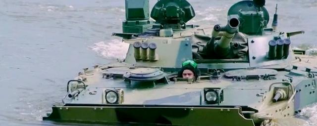 Російська БМП-3М отримала панорамний приціл