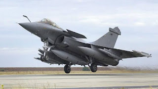 The deal for Rafale fighter aircraft was signed in September 2016 for 5900 crores.