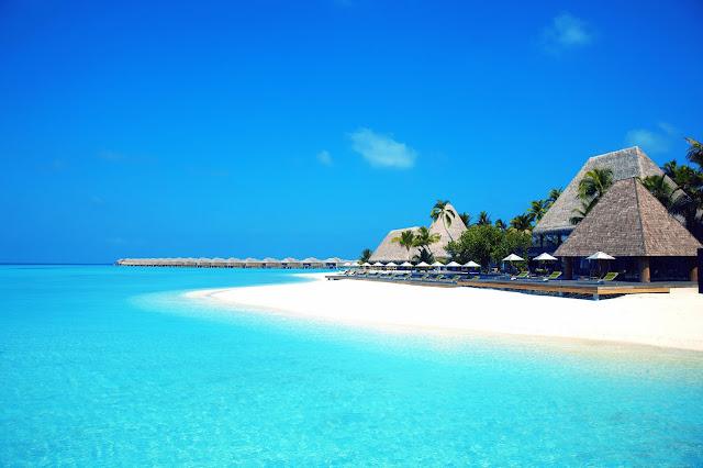 Anantara Kihavah Maldives Villas Beach Resort Island World