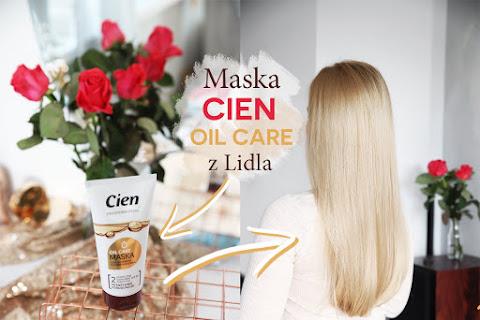 Cien Oil Care - maska do włosów z Lidla. Czy warto ją kupić? - czytaj dalej »