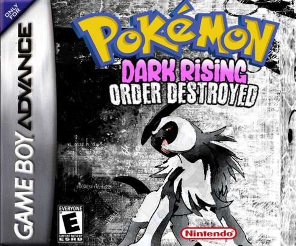 Pokemon Dark Rising - Order Destroyed