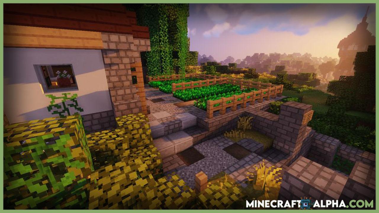 Minecraft Legend Resource Pack