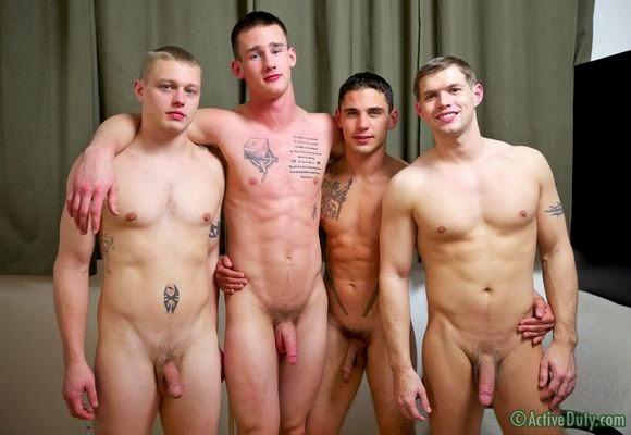 Interracial Gay Friends