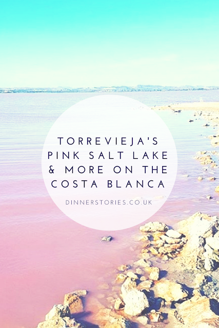 Torrevieja's pink salt lake & more things to do on the Costa Blanca