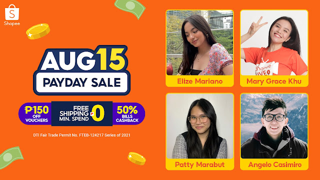 Turn Your Passion into a Career with these Must-Haves from Shopee's Aug 15 Payday Sale